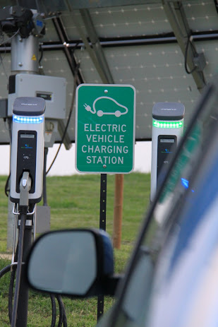 Charging Station | Winery Events in Maryland