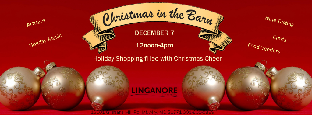 Christmas in the Barn @ Linganore Winecellars  | Mount Airy | Maryland | United States