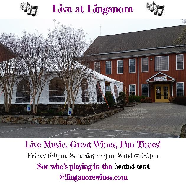 Live Music Every Weekend Fri-Sat-Sun @ Linganore Winecellars | Mount Airy | Maryland | United States