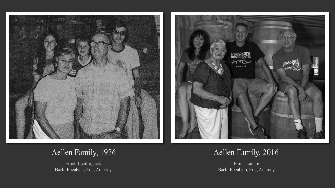 Aellen Family Side-by-Side B & W 2a (1)