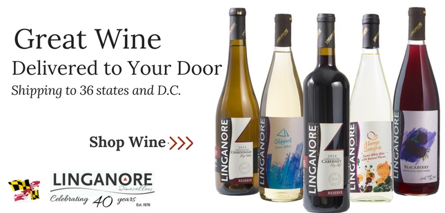 Great Wine Delivered to Your Door- Winery in Frederick MD