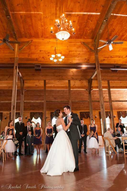 Wedding - Abisso Hall First Dance