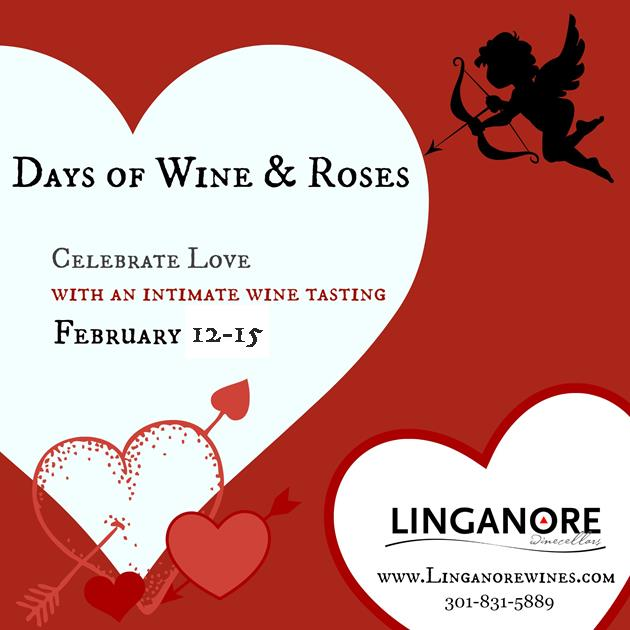 Days of Wine & Roses: Special Romance Package @ Linganore Winecellars  | Mount Airy | Maryland | United States