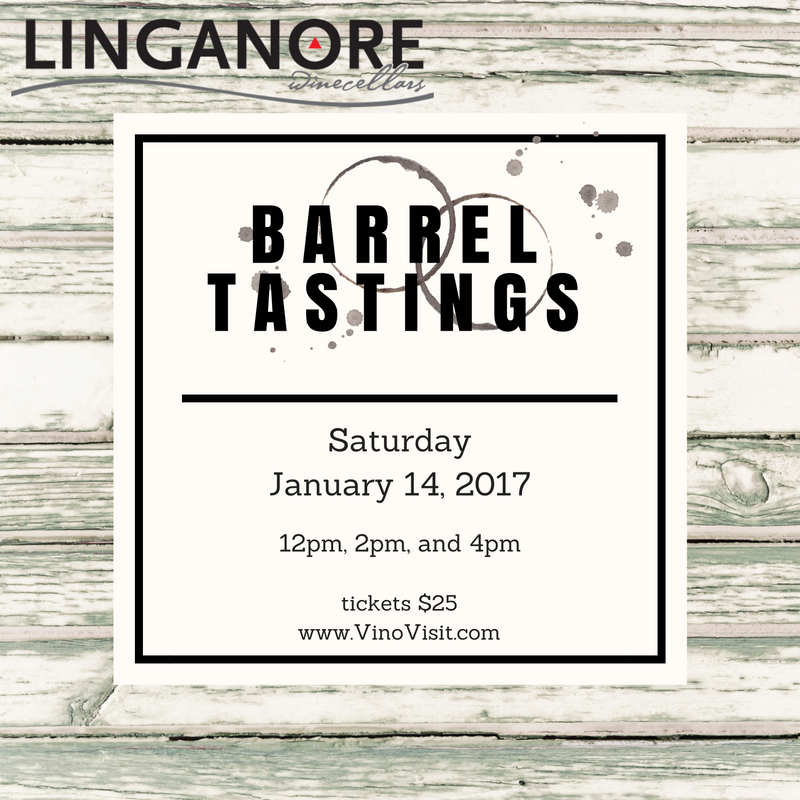 Barrel Tastings