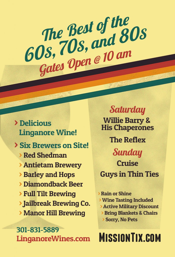 Hops Vine Rewind Festival- Things to Do Frederick MD