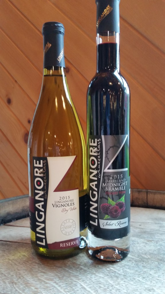 New Dessert Wines- Winery in Maryland
