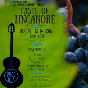 Taste Of 2016 Wine and Food- Things to Do Frederick MD