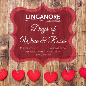 Days of Wine and Roses @ Linganore Winecellars | Mount Airy | Maryland | United States