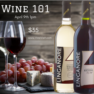Wine 101 Class @ Linganore Winecellars | Mount Airy | Maryland | United States