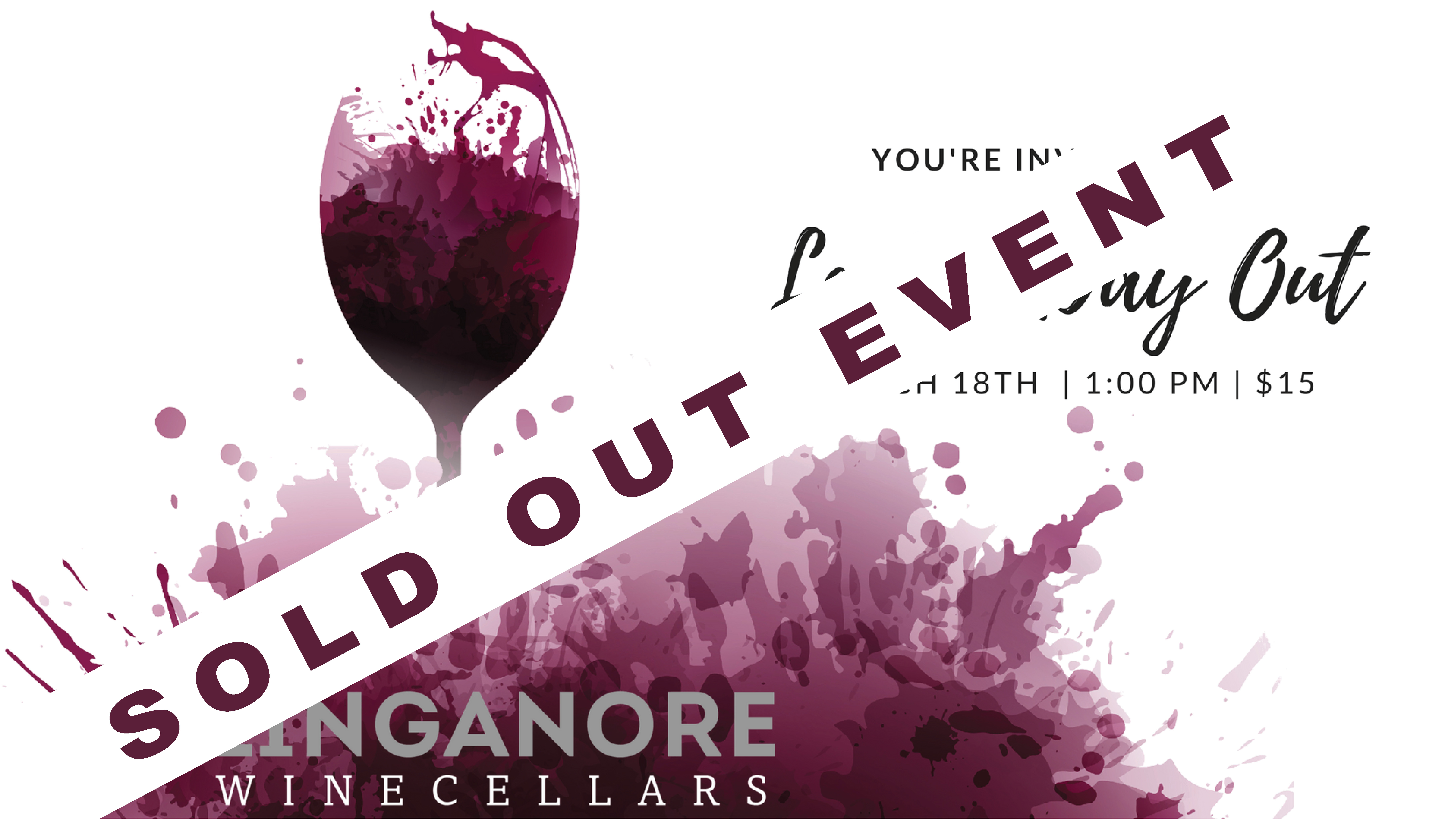 Sold Out- Winery Event Things to Do Frederick MD